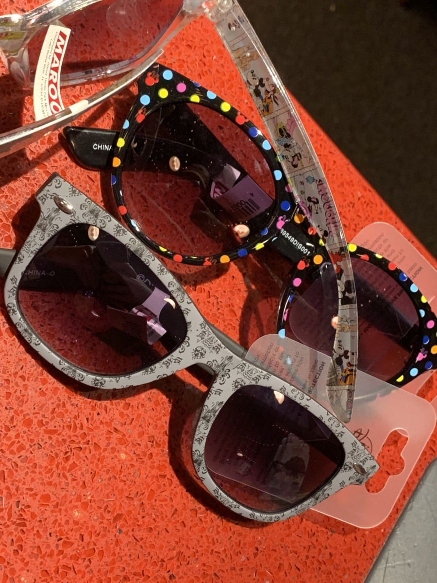 Fabulous new Disney Sunglasses have made their way to sunny Florida! 8