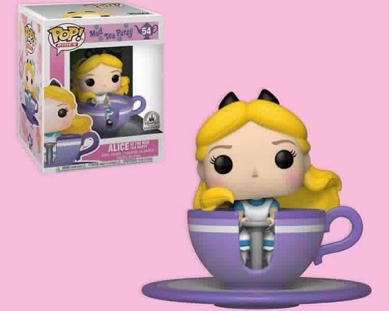 New Alice In Wonderland Funko Pop! 24