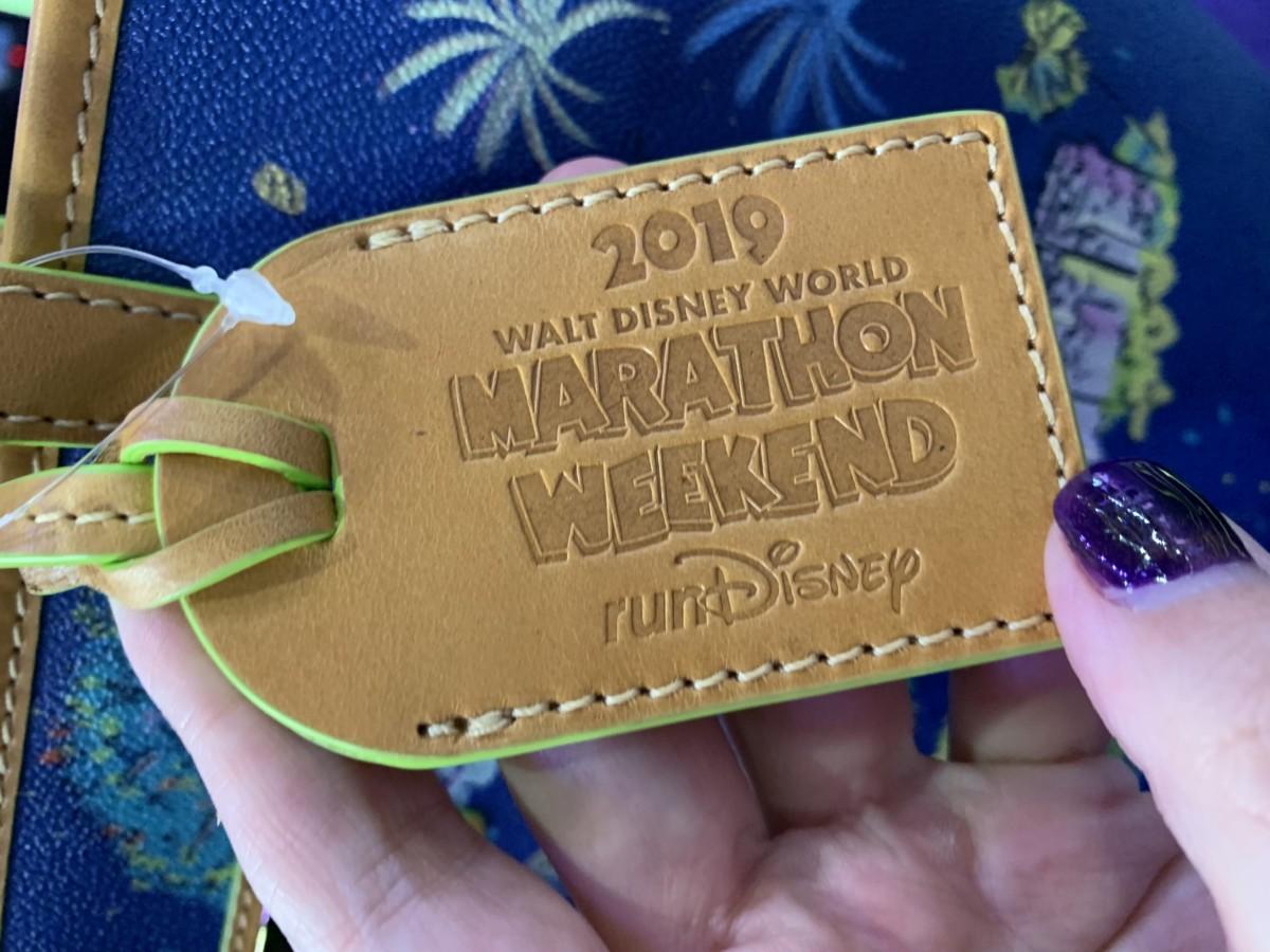 WDW Marathon merchandise is here! 5