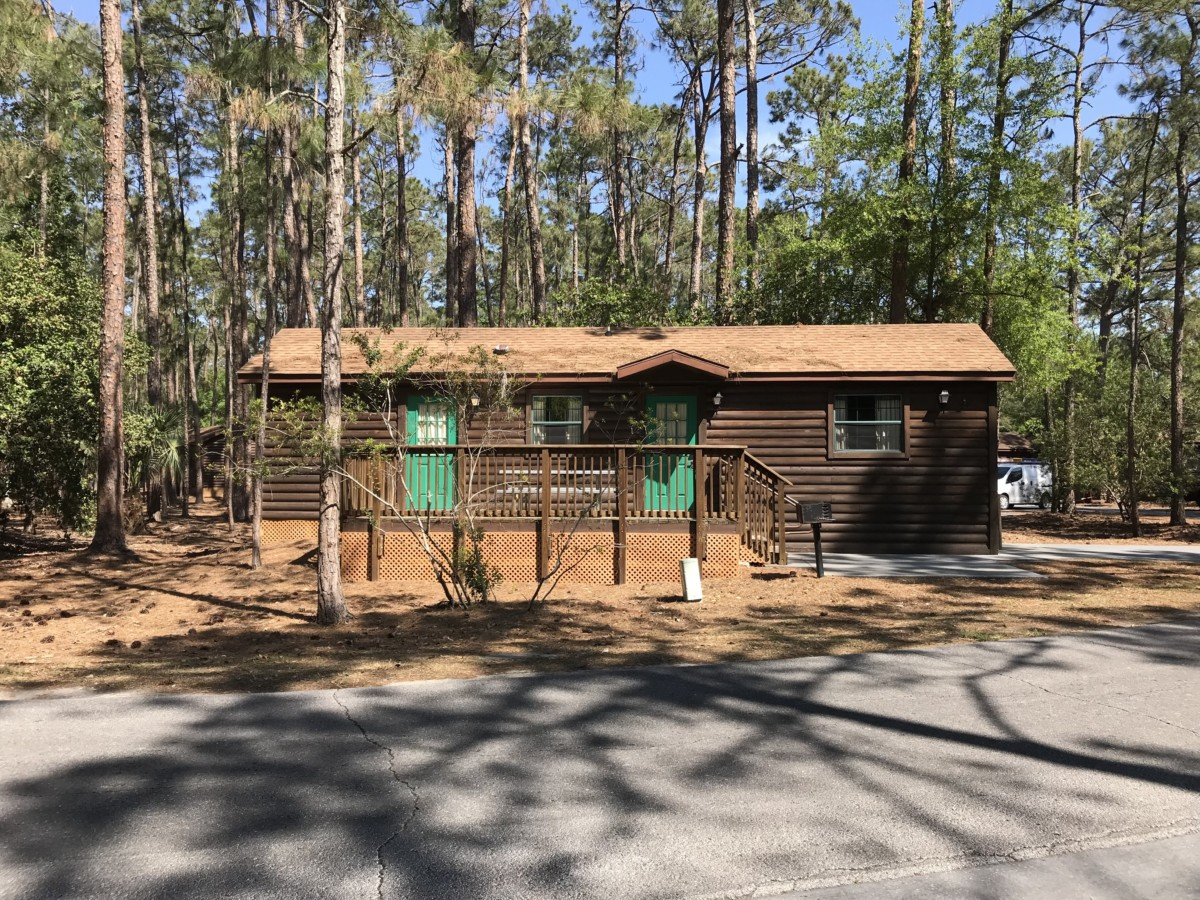 The Cabins at Fort Wilderness Resort and Campground 2