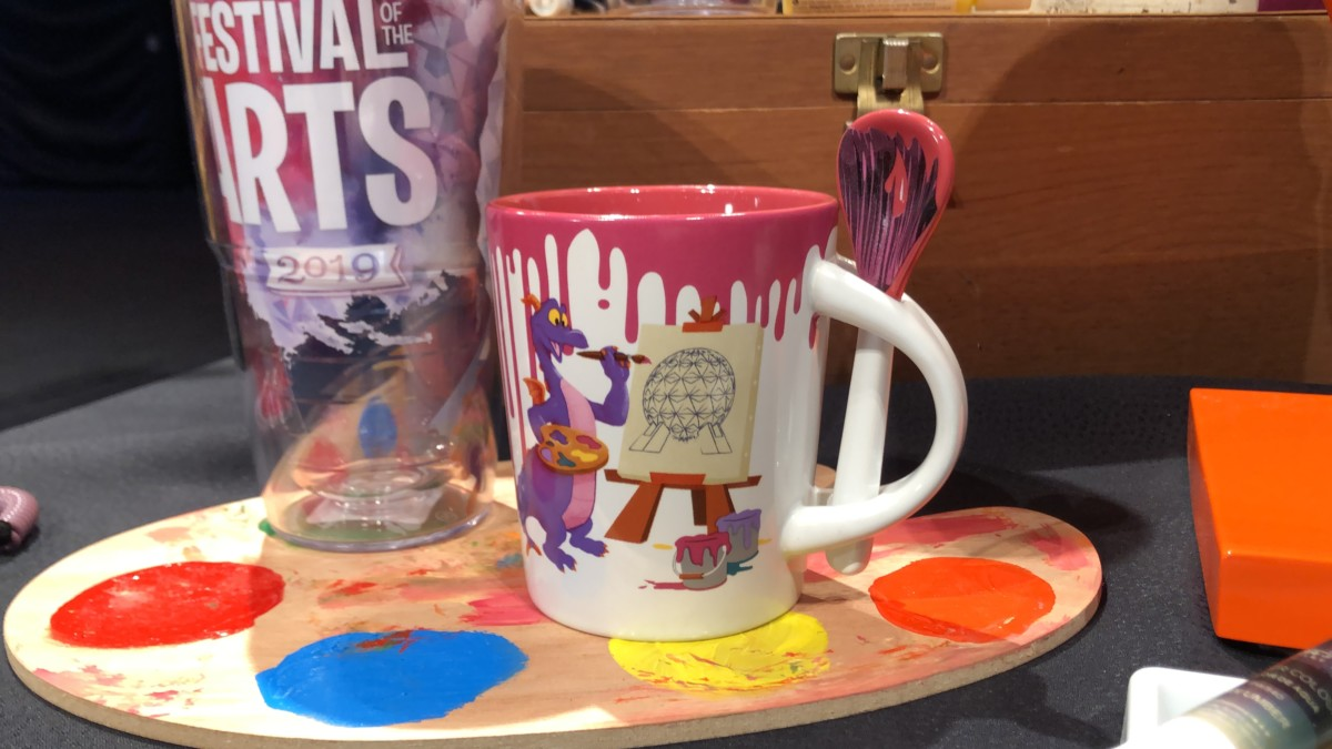 Merchandise for the 2019 Epcot International Festival of the Arts! #artfulepcot 8