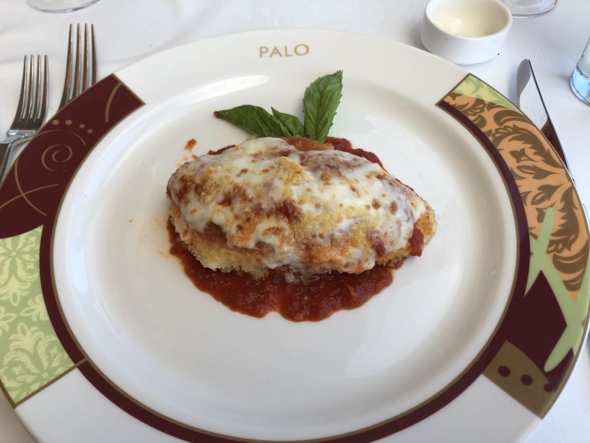 Brunch at Palo aboard the Disney Magic #DisneyCruise 12