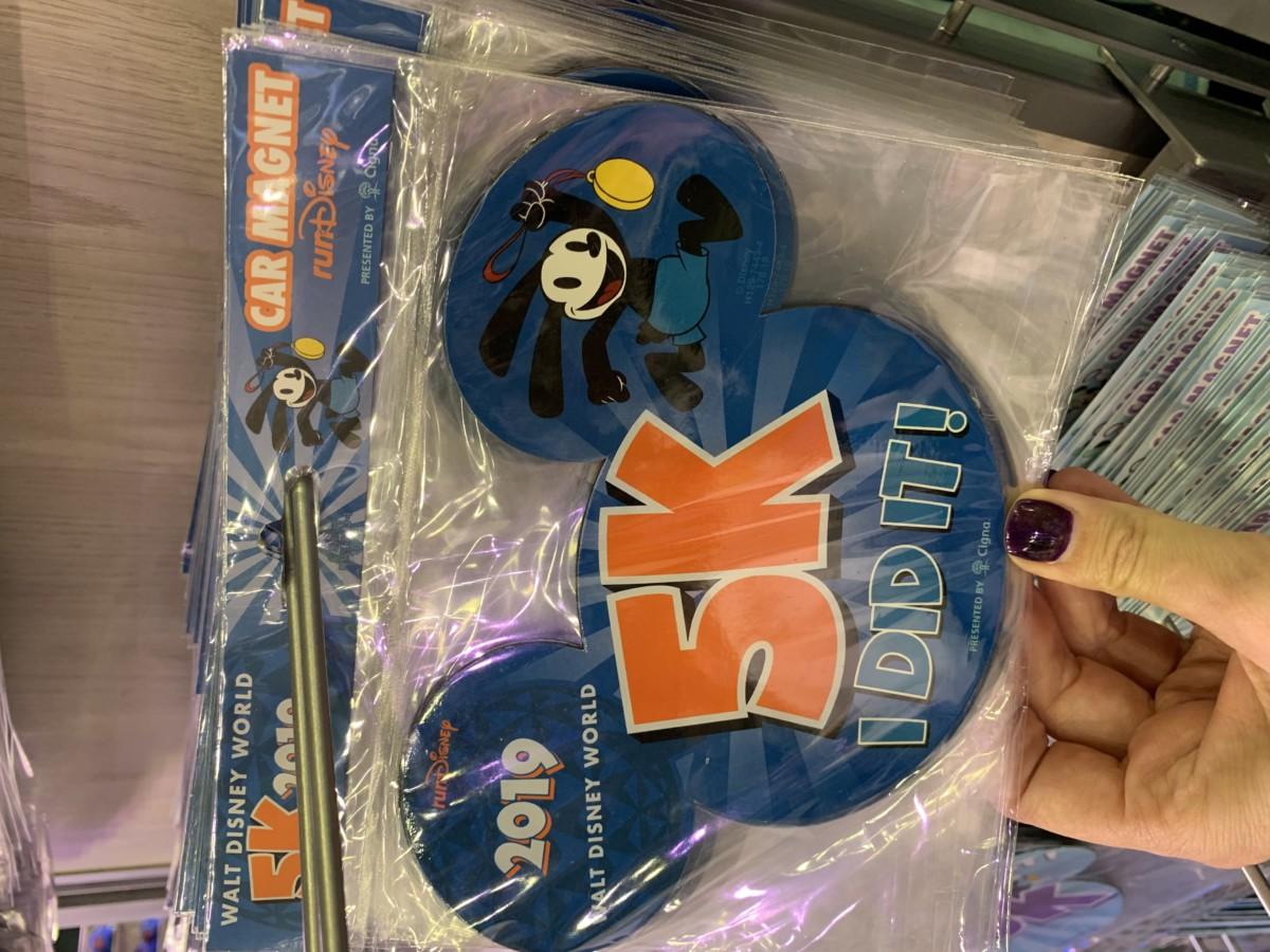 WDW Marathon merchandise is here! 9