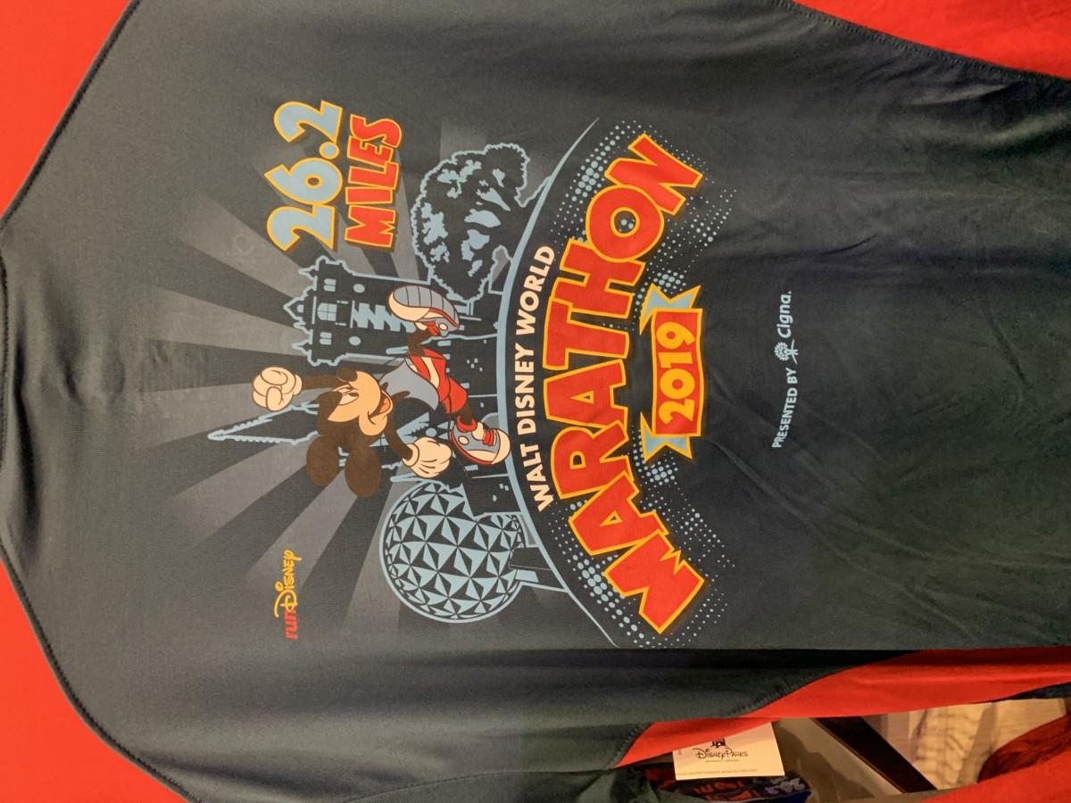WDW Marathon merchandise is here! 20