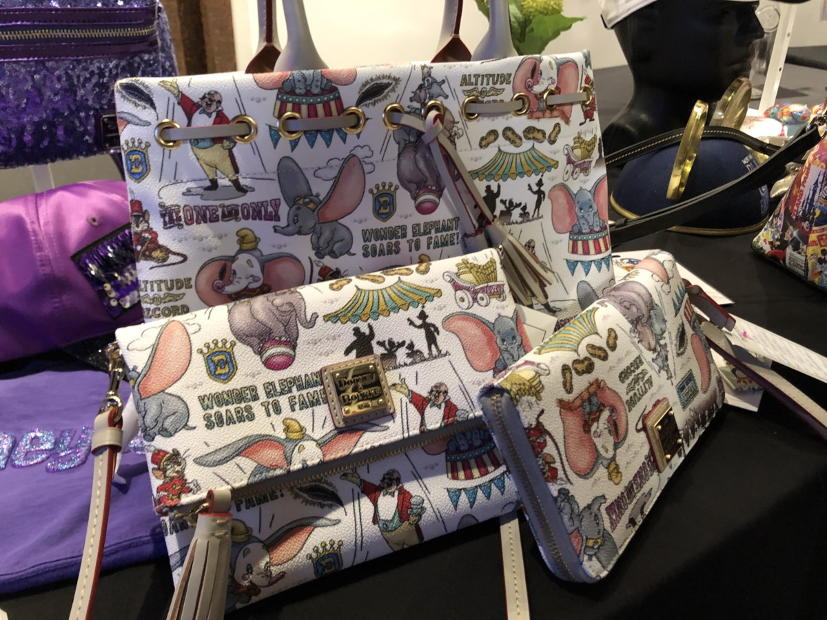 Dumbo Dooney and Bourke Bags and MagicBand, Now Online and at Disney Springs! 1