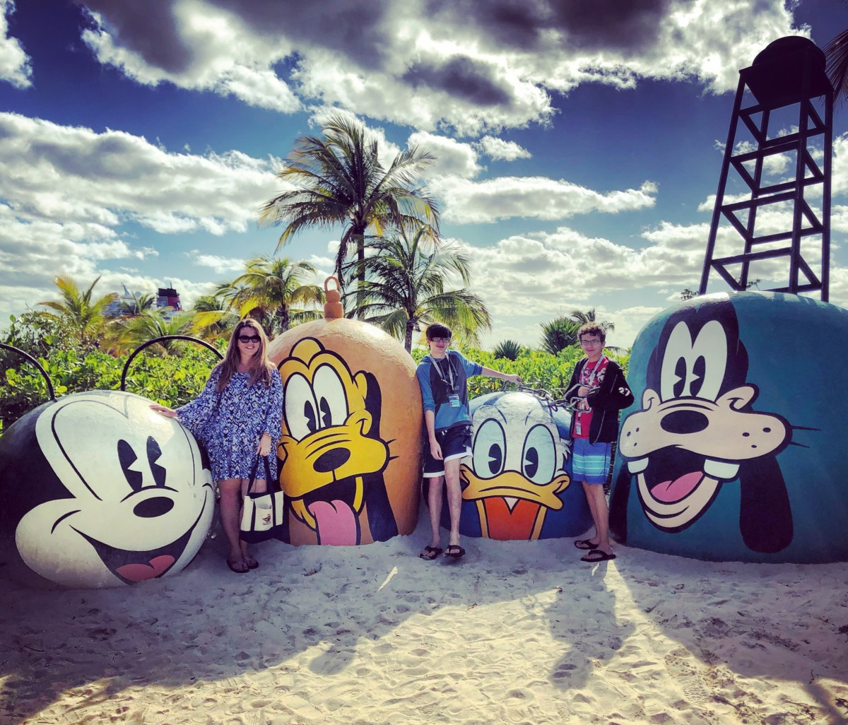 TMSM's Adventures in Florida Living ~ #MarvelDayatSea #DisneyMagic 8
