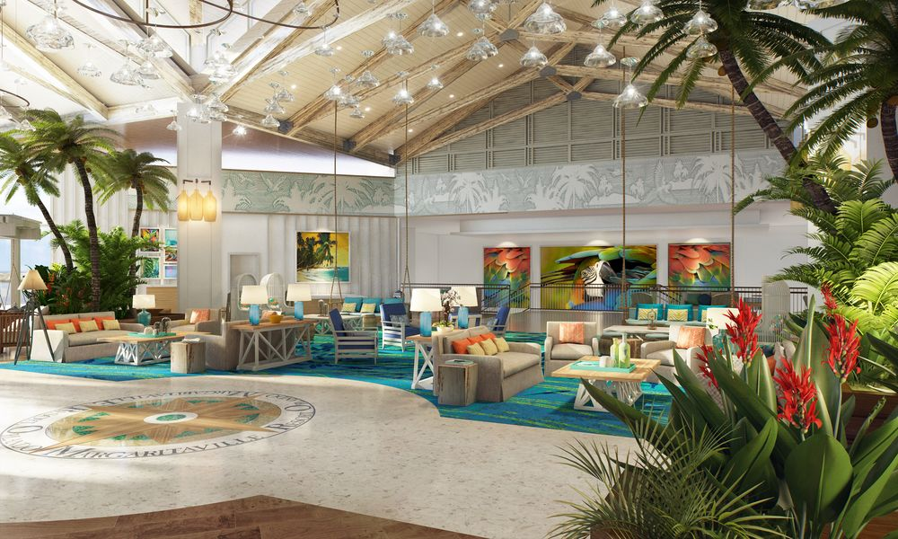 Margaritaville Hotel Orlando, taking reservations now! 1