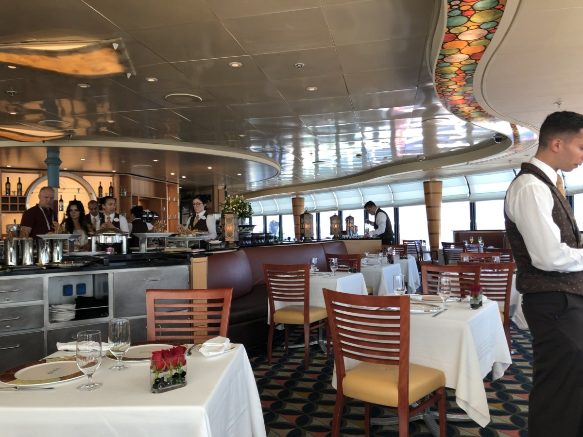 Brunch at Palo aboard the Disney Magic #DisneyCruise 2