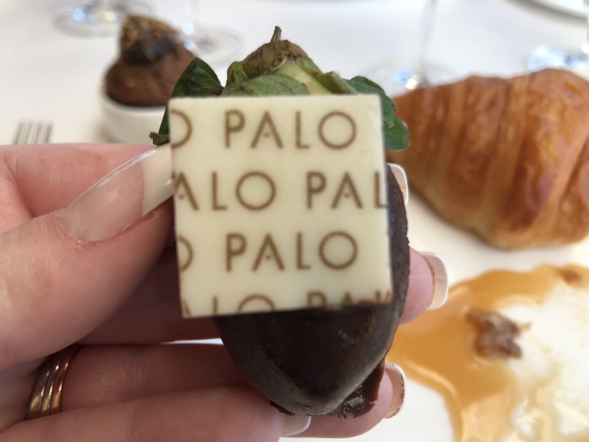 Brunch at Palo aboard the Disney Magic #DisneyCruise 7