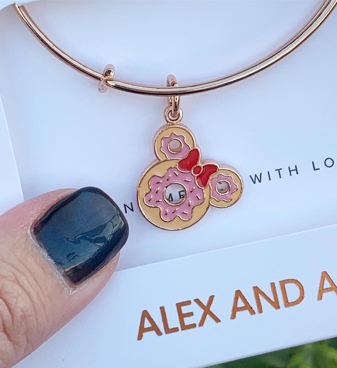 The tastiest D-lish treat Alex and Ani Bracelets have arrived! 4