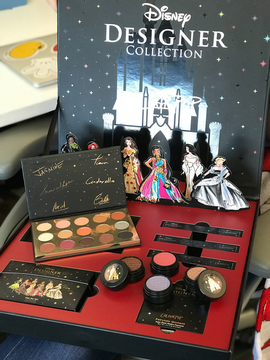 Disney Designer - Limited Edition ColourPop Collection 2