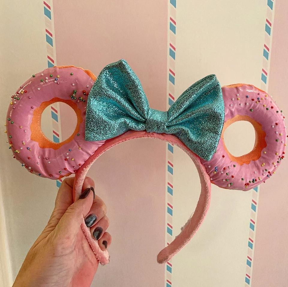 New D-Lish Donut Ears Hit Tomorrow! #dlish 60