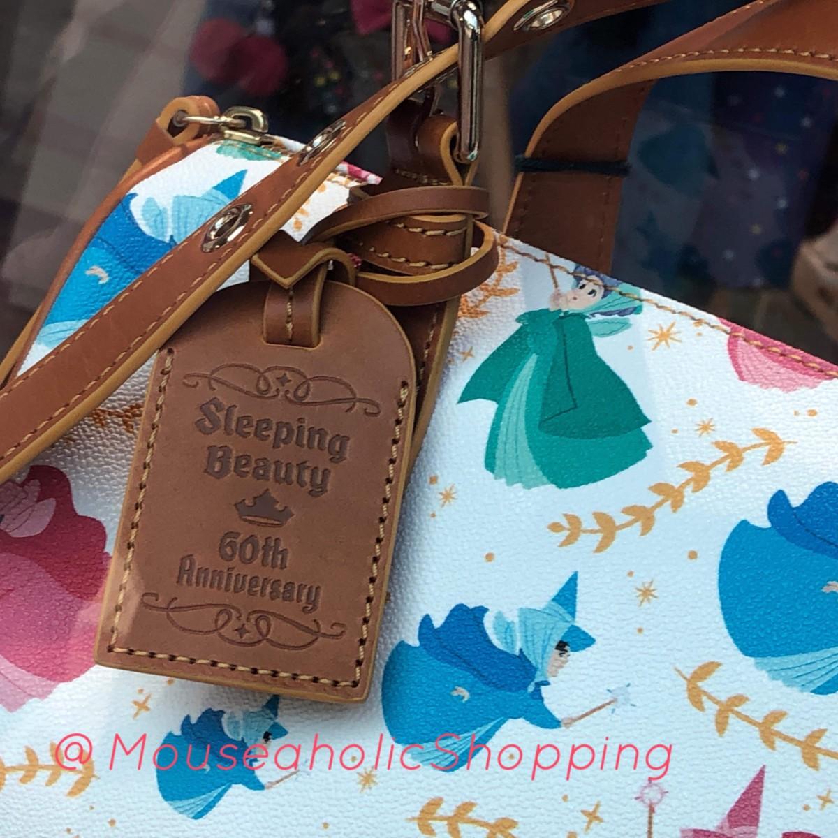 New Sleeping Beauty Dooney and Bourke Bags 4