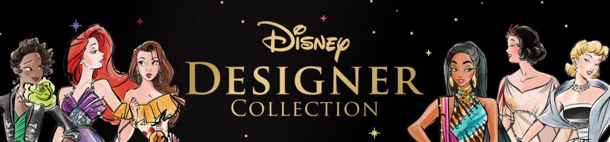 Disney Designer - Limited Edition ColourPop Collection 4