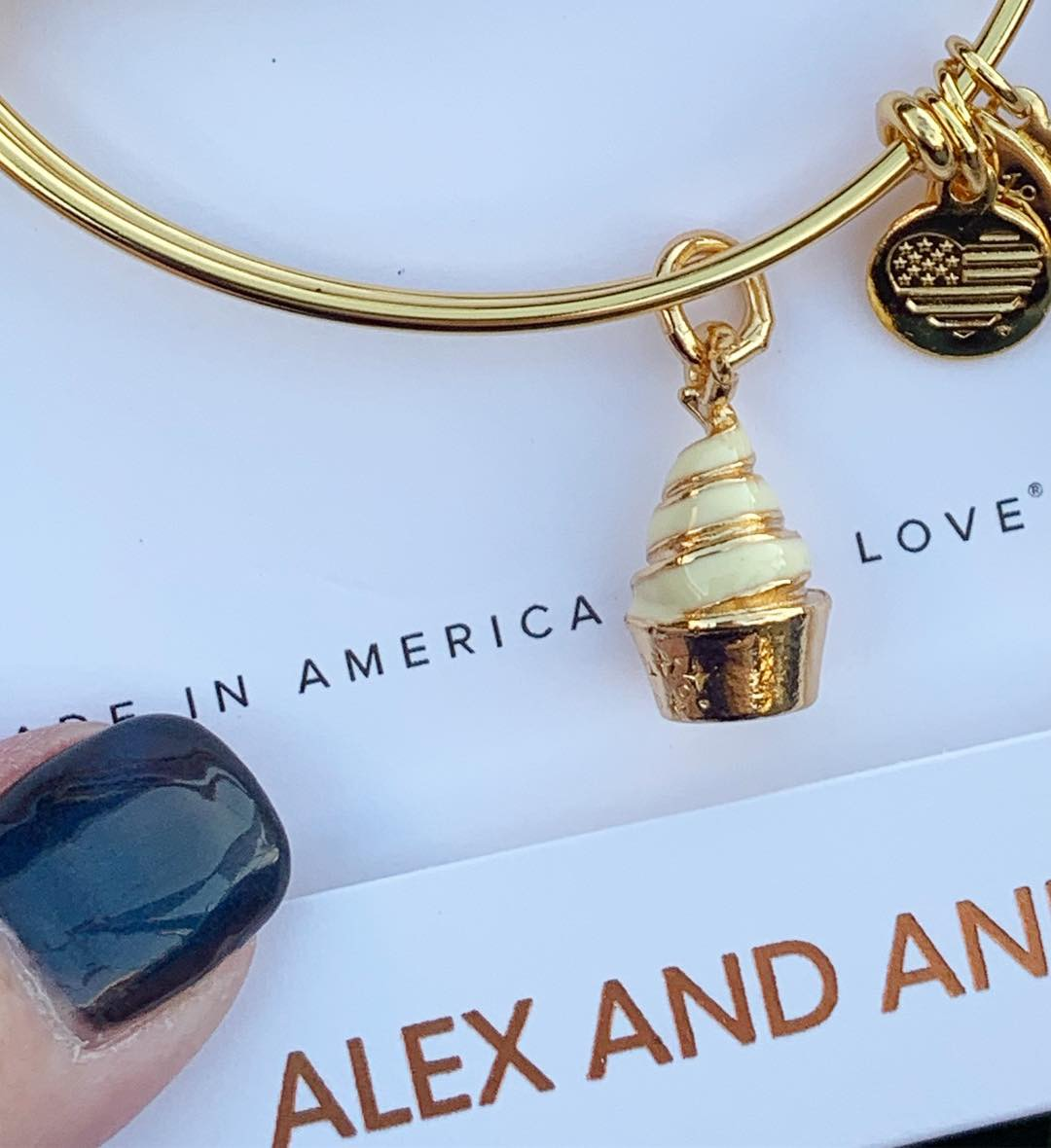 The tastiest D-lish treat Alex and Ani Bracelets have arrived! 3