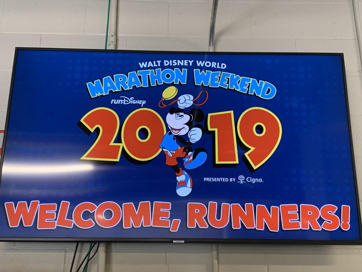 WDW Marathon merchandise is here! 2