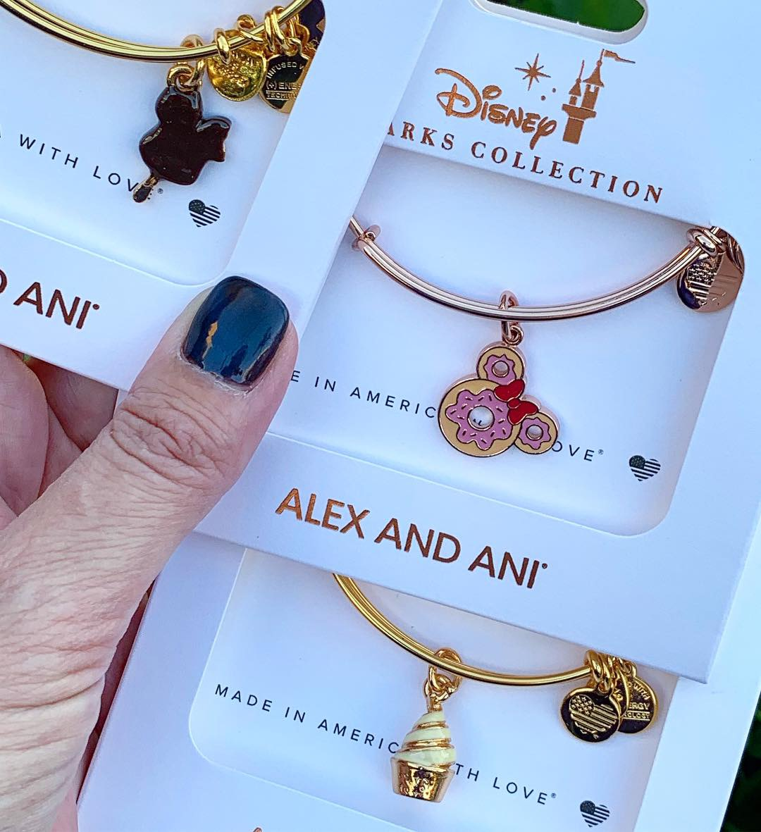 The tastiest D-lish treat Alex and Ani Bracelets have arrived! 2