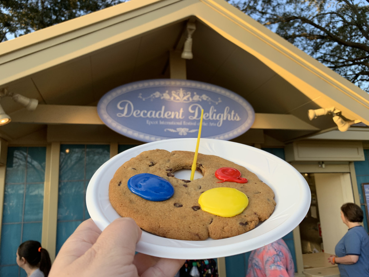 Tasting Around the World: Epcot International Festival of the Arts Food #ArtfulEpcot 6