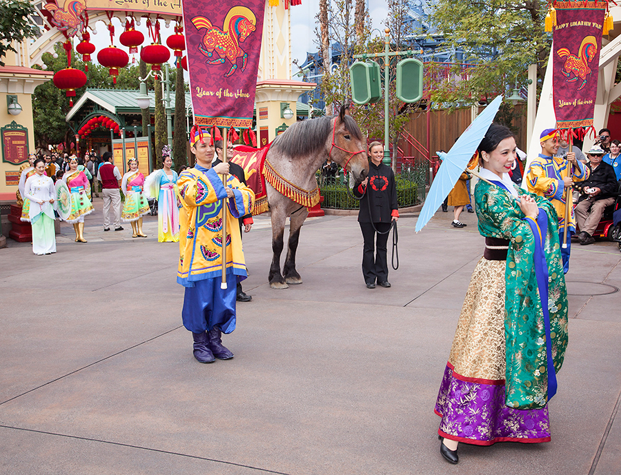 Disneyland Lunar New Year 3