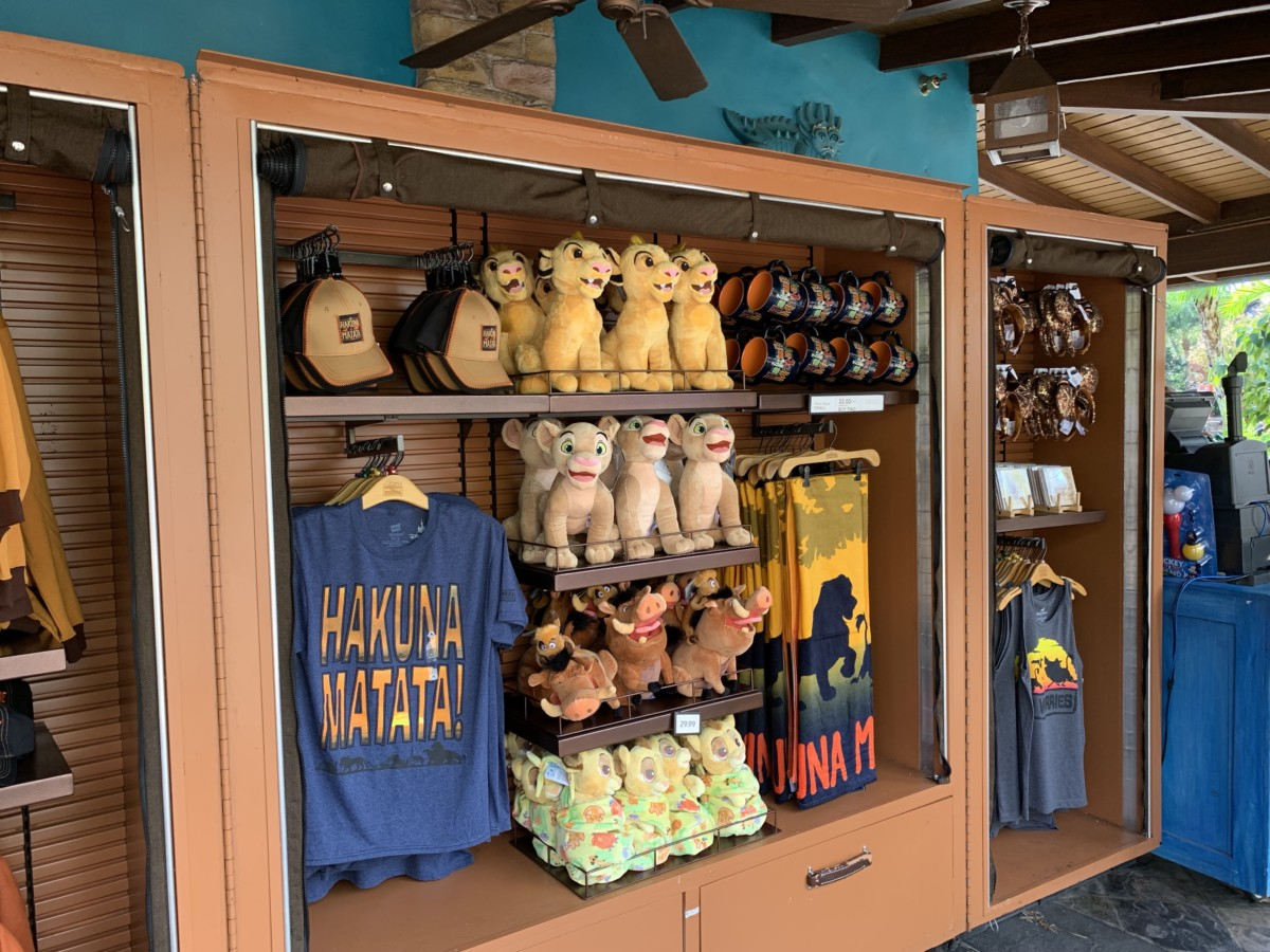New Photo Ops and Merchandise at Animal Kingdom 9