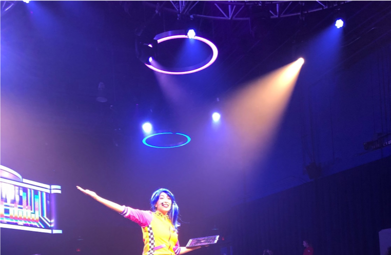 Disney Junior Dance Party by Guest Blogger Michelle Perkins 3