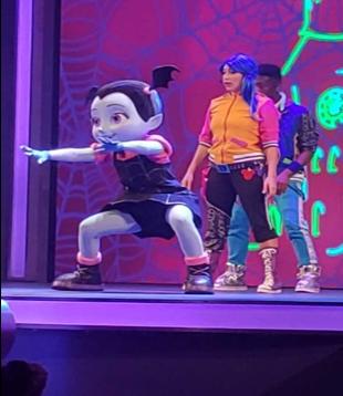 Disney Junior Dance Party by Guest Blogger Michelle Perkins 5