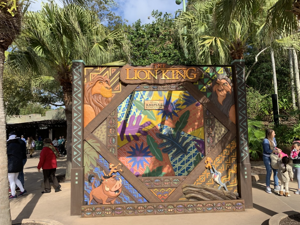New Photo Ops and Merchandise at Animal Kingdom 2