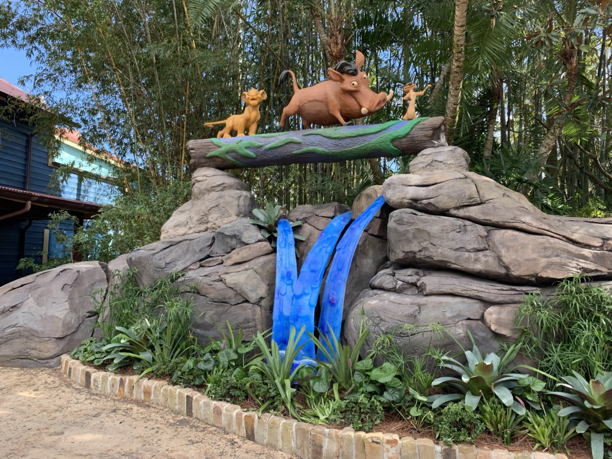 New Photo Ops and Merchandise at Animal Kingdom 37