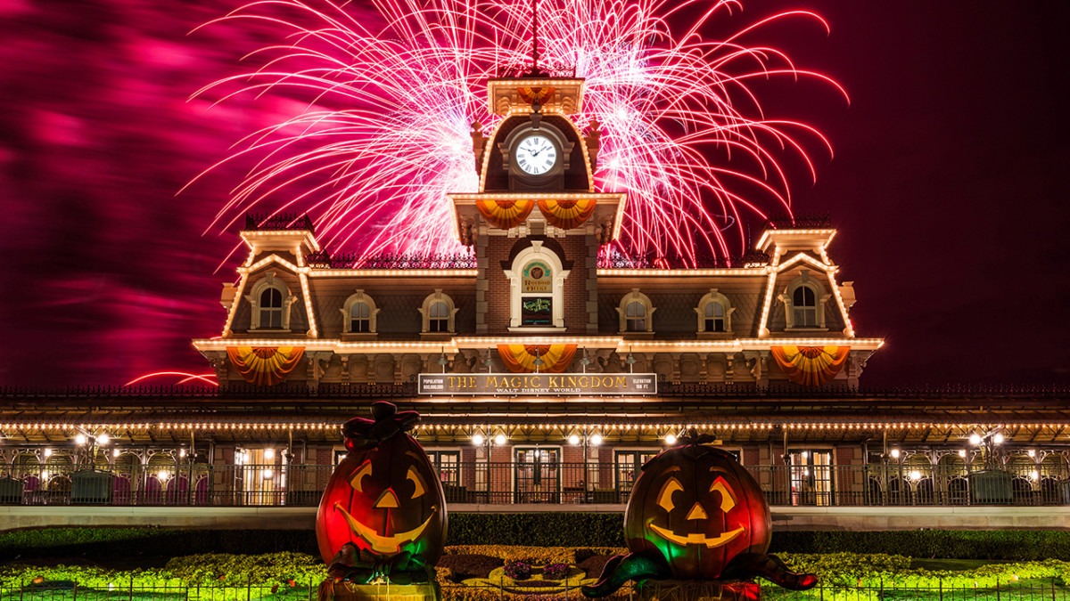 Mickey's Not-So-Scary Halloween Party Tickets On Sale Now! 2