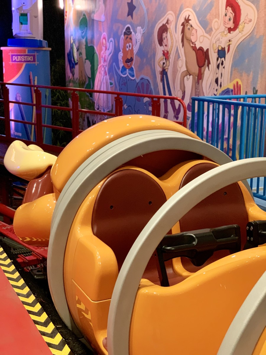 Where Did Slinky Dog's Tail Go? 10