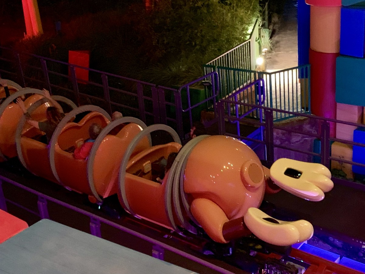 Where Did Slinky Dog's Tail Go? 4