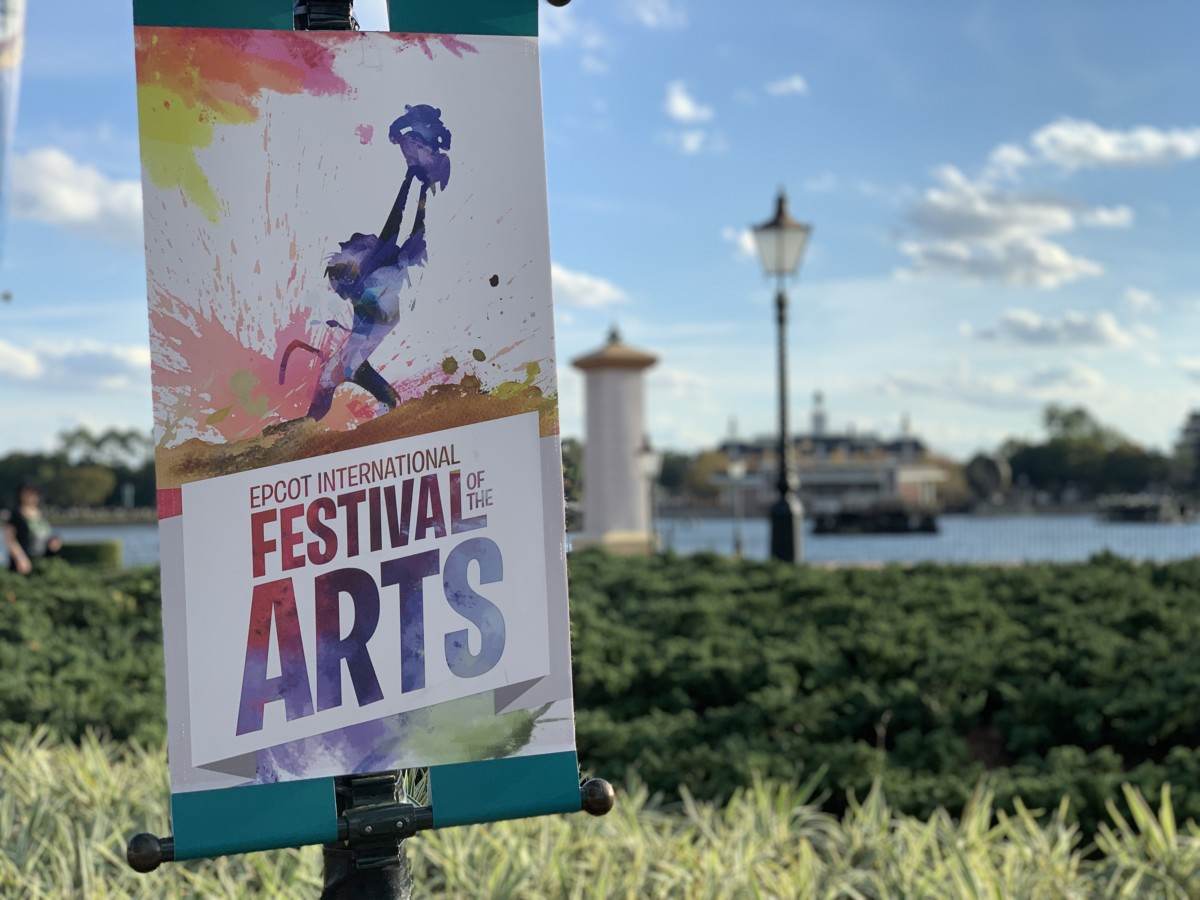 Tasting Around the World: Epcot International Festival of the Arts Food #ArtfulEpcot 2