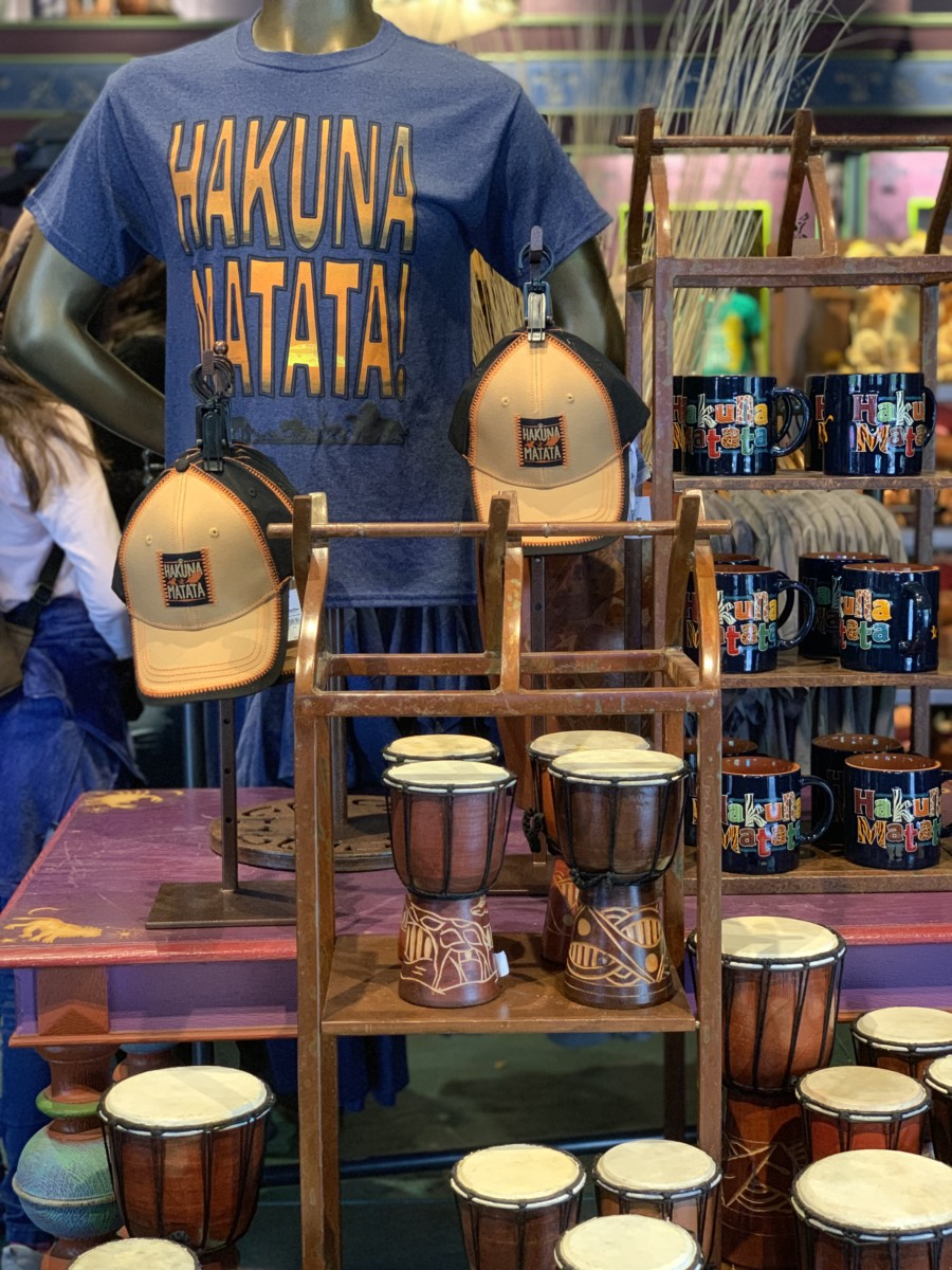 New Photo Ops and Merchandise at Animal Kingdom 5
