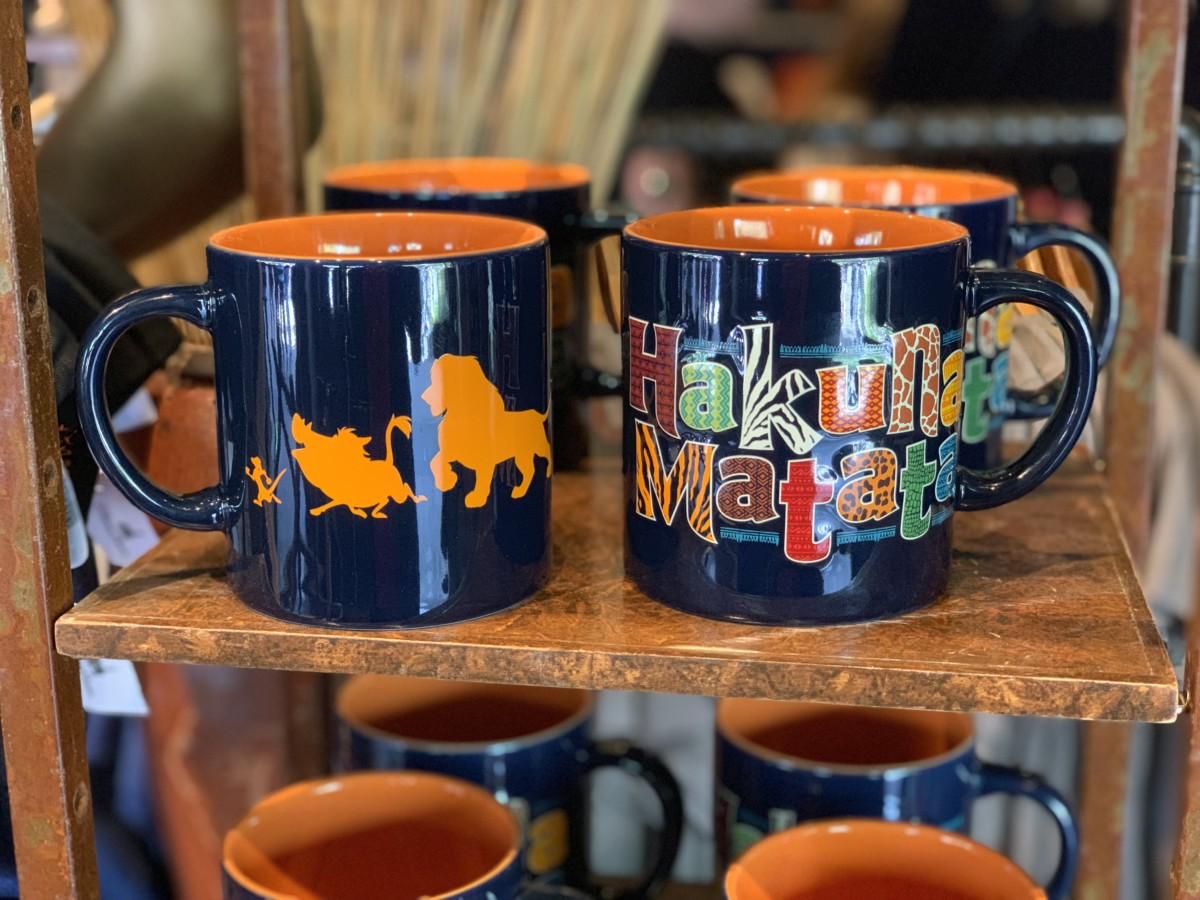 New Photo Ops and Merchandise at Animal Kingdom 8