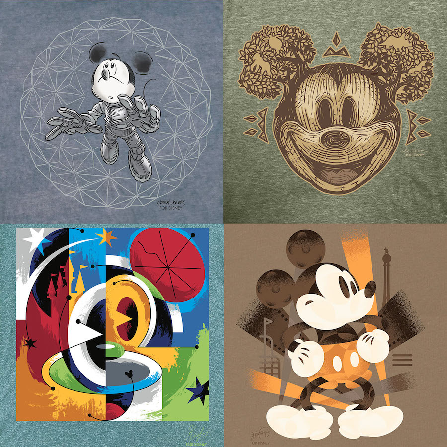 V.I.PASSHOLDER Pop-Up Event Offers First Access to Disney Parks Artist Series Collection at Disney Springs 1