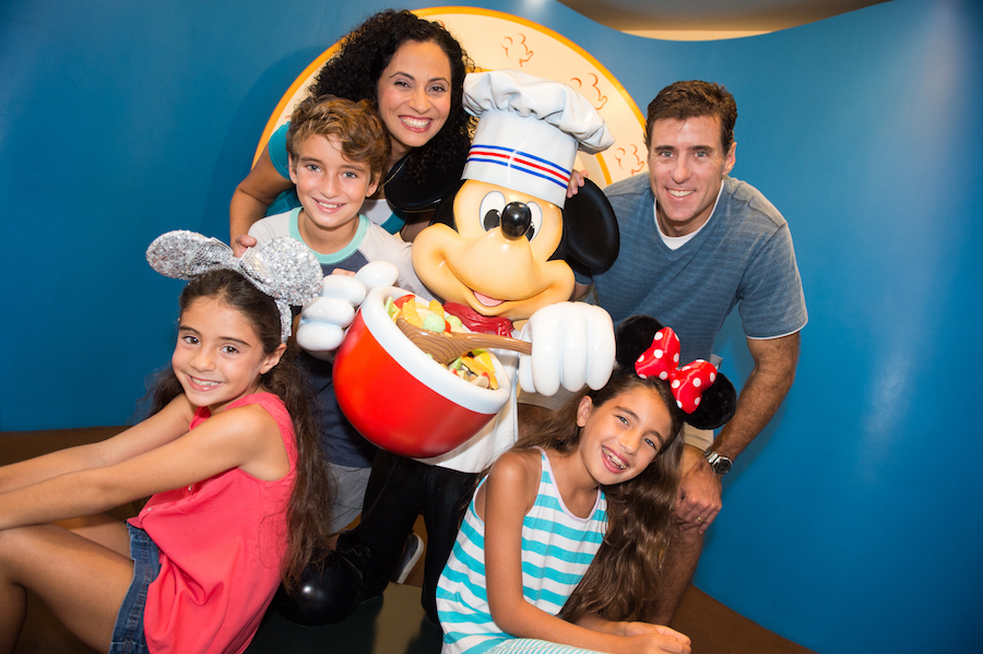Chef Mickey's at Walt Disney World Resort