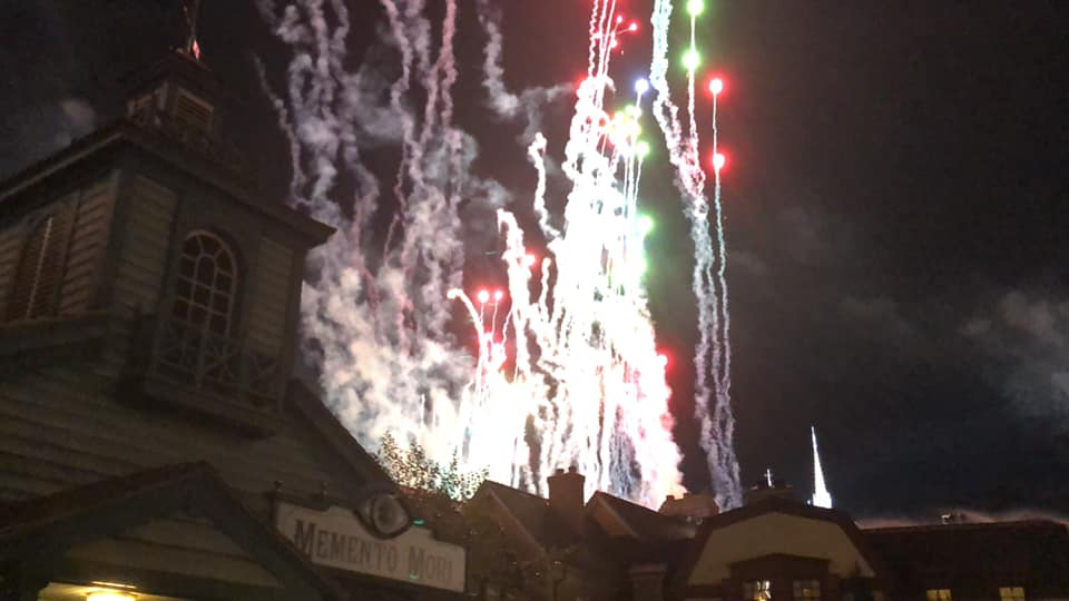 What Spending New Year's Eve at Disney's Magic Kingdom is REALLY Like! #HappyNewYear 5