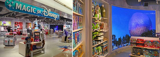 Newly Reimagined Magic of Disney Store Now Open in Orlando International Airport 1