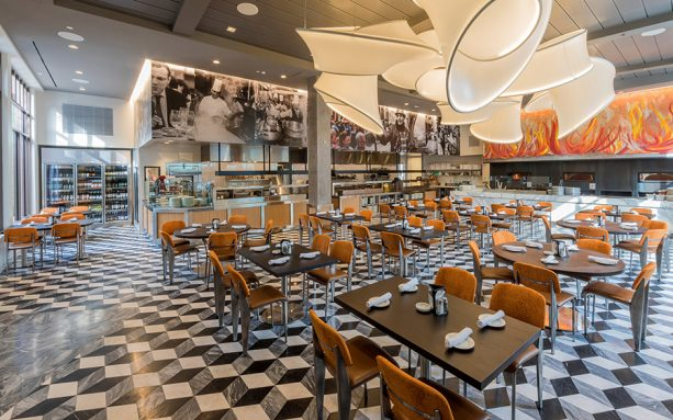 Naples Ristorante e Bar and Napolini Pizzeria Celebrate Grand Reopening in the Downtown Disney District at Disneyland Resort 1