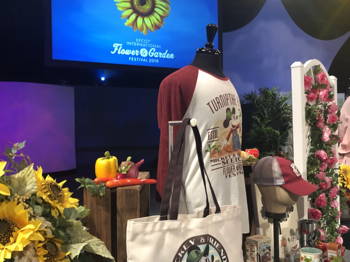See a Sneak Peek at the Food and Merch Offerings for the 2019 Epcot International Flower and Garden Festival! #FreshEpcot 16