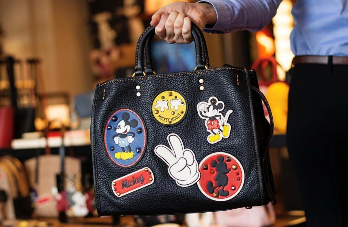 New Disney Coach Bags Spotted At Disney Springs 1