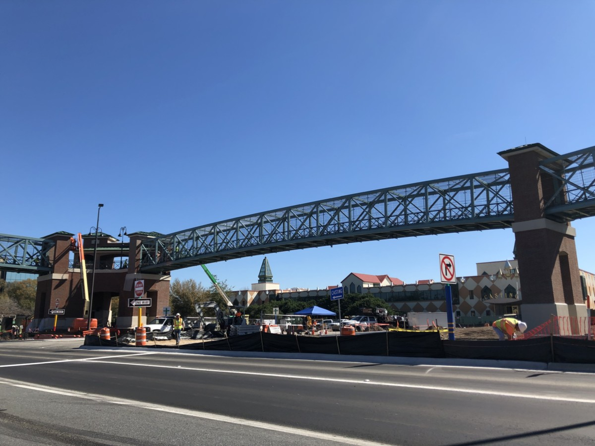 Construction Update at Disney Springs! (photos) 3