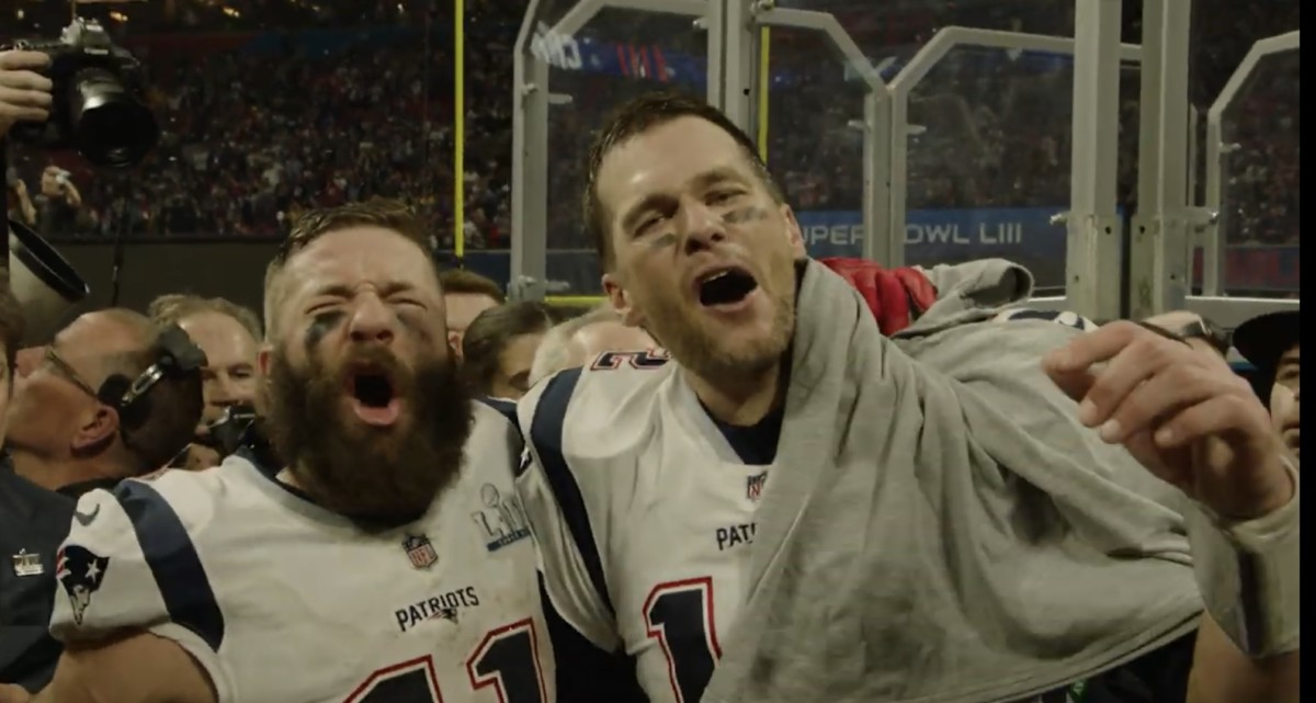 Patriots Stars Tom Brady, Julian Edelman Are Bringing Super Bowl LIII Victory Celebration to Walt Disney World Resort 1