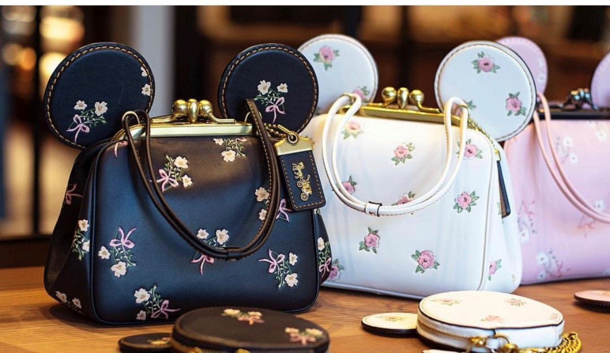 New Disney Coach Bags Spotted At Disney Springs 2