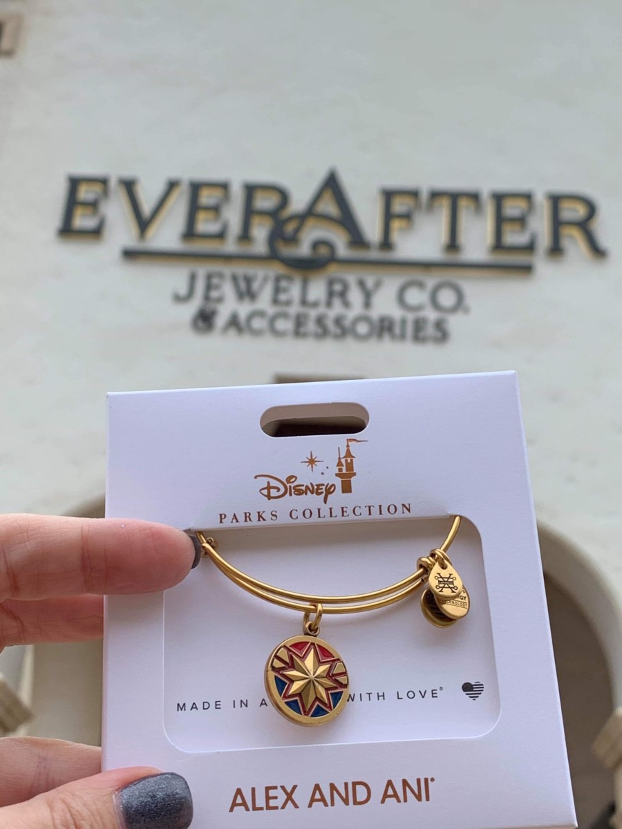 New Annual Passholder AND Captain Marvel Alex and Ani Bracelets Are Available TODAY! 3