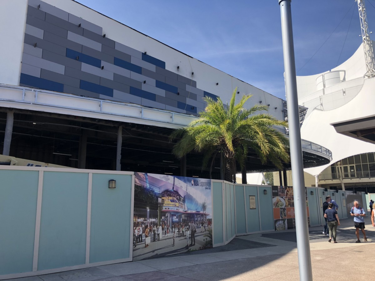 Construction Update at Disney Springs! (photos) 5