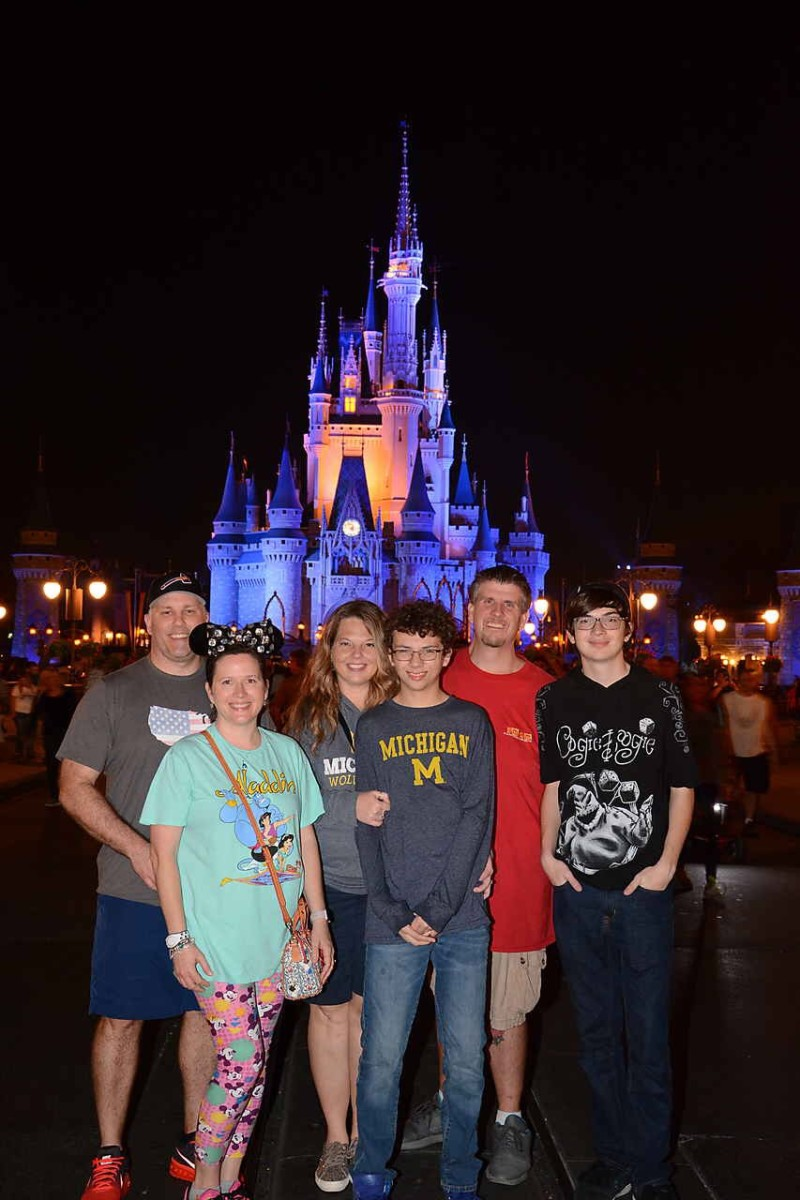 TMSM's Adventures in Florida Living - Spending Your Birthday at Disney! 8