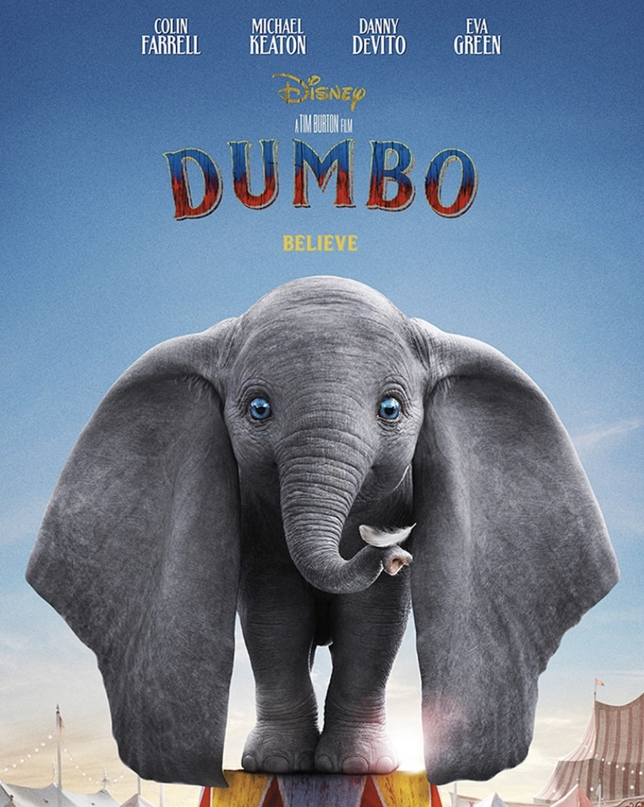 Take Another Look at the Upcoming Live Action Dumbo! 1