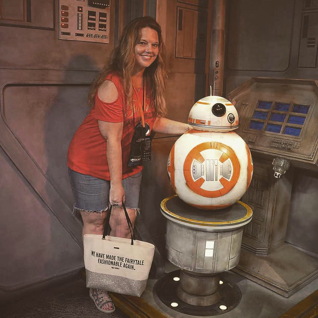 The Star Wars Guided Tour at Disney's Hollywood Studios! 5