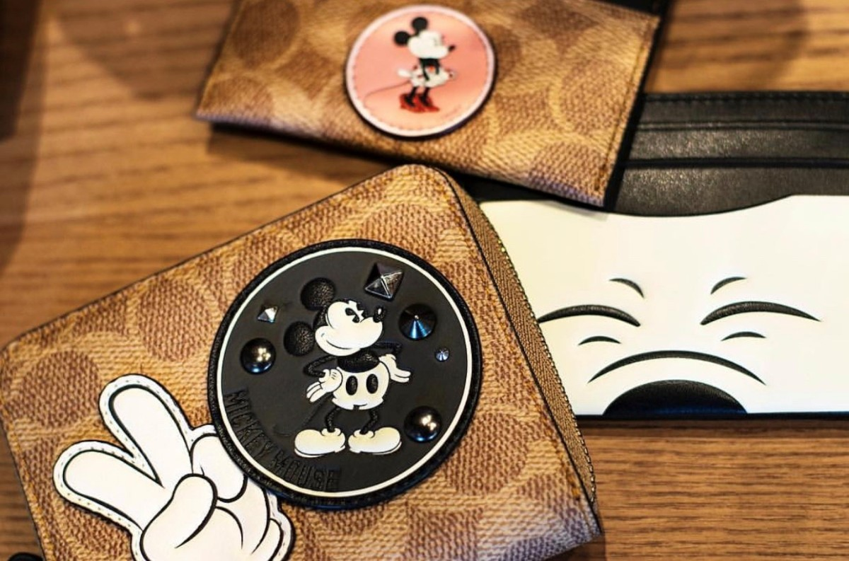 New Disney Coach Bags Spotted At Disney Springs 6
